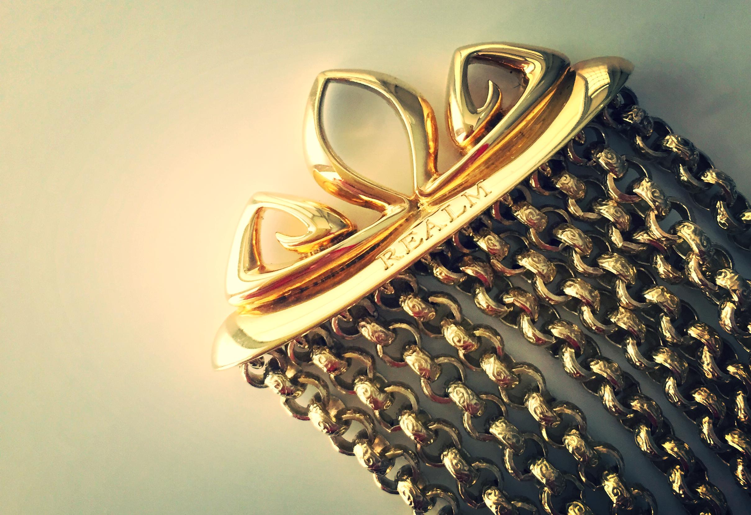 REALM Fine + Fashion Jewelry majesty bracelet detail