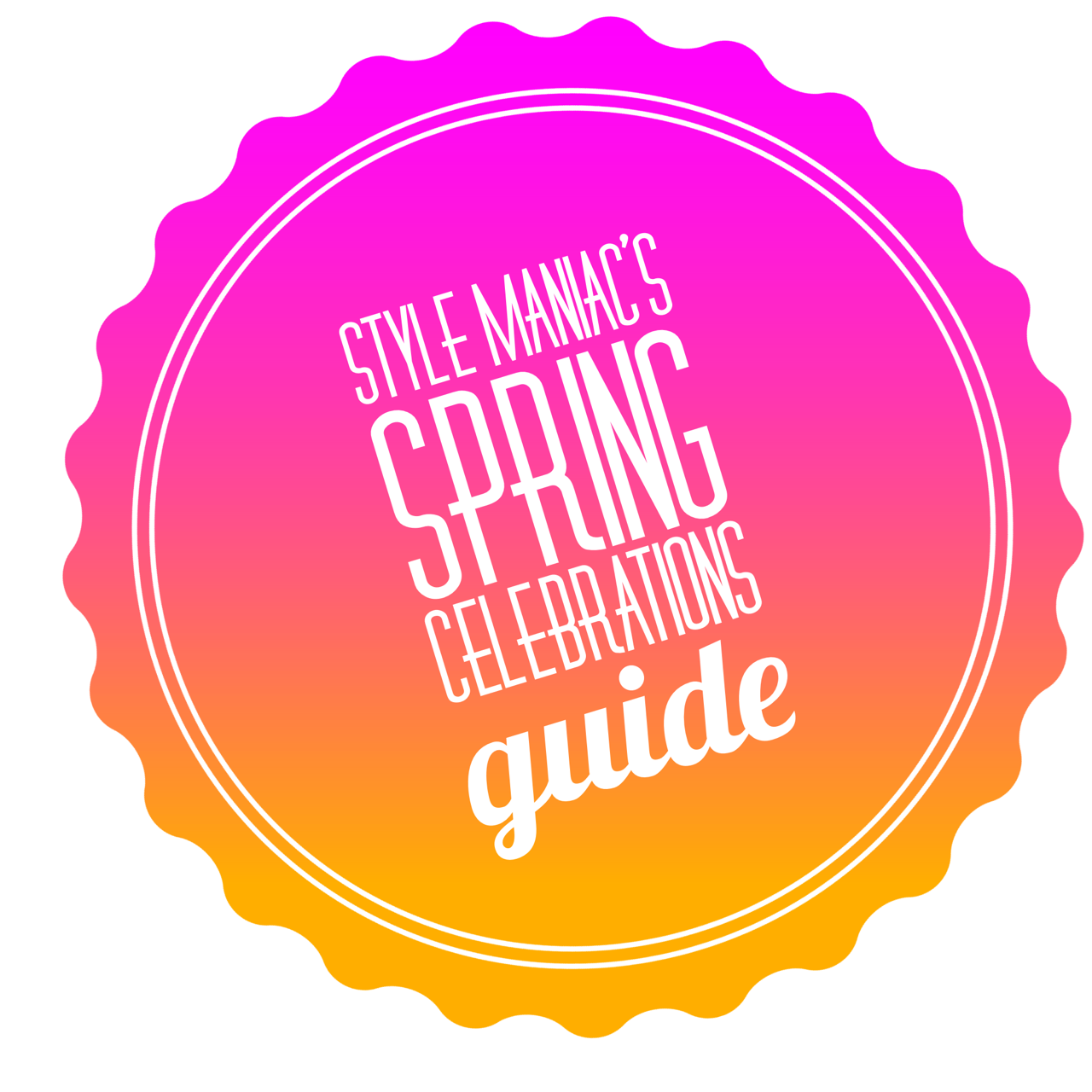 Style Maniac Spring Gift Guide 2016 mothers day flowers