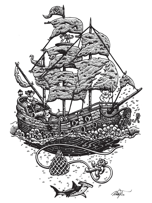 'Ship of Fools'