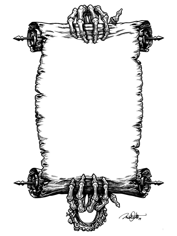 'Dead Scroll'