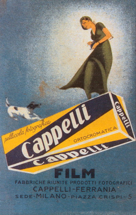 Advertisement from the Cappelli era