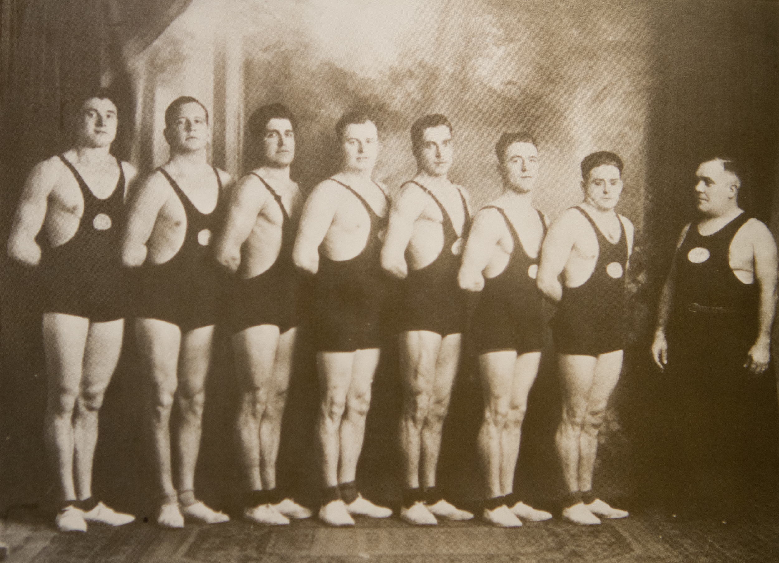 FILM wrestling team