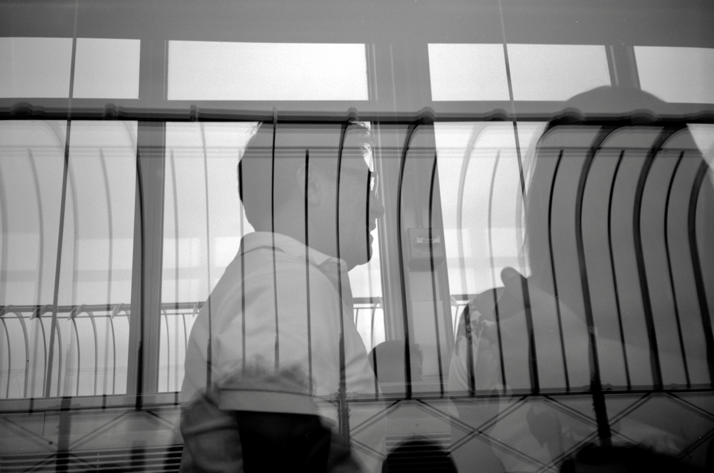 Photo by Edward Conde   Shot with a Nikon L35AF at 40 ISO  Processed in HC110 @ 5mins 68F Dilution B 1:31