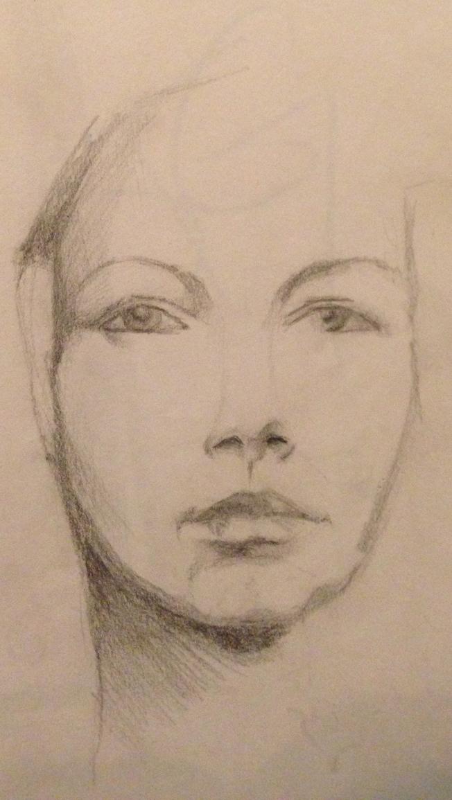 Portrait Study No. 2