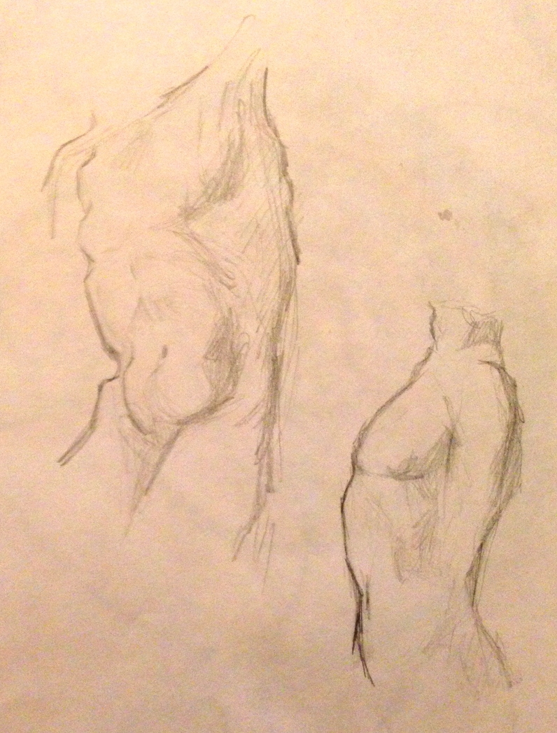 Figure Study No. 2
