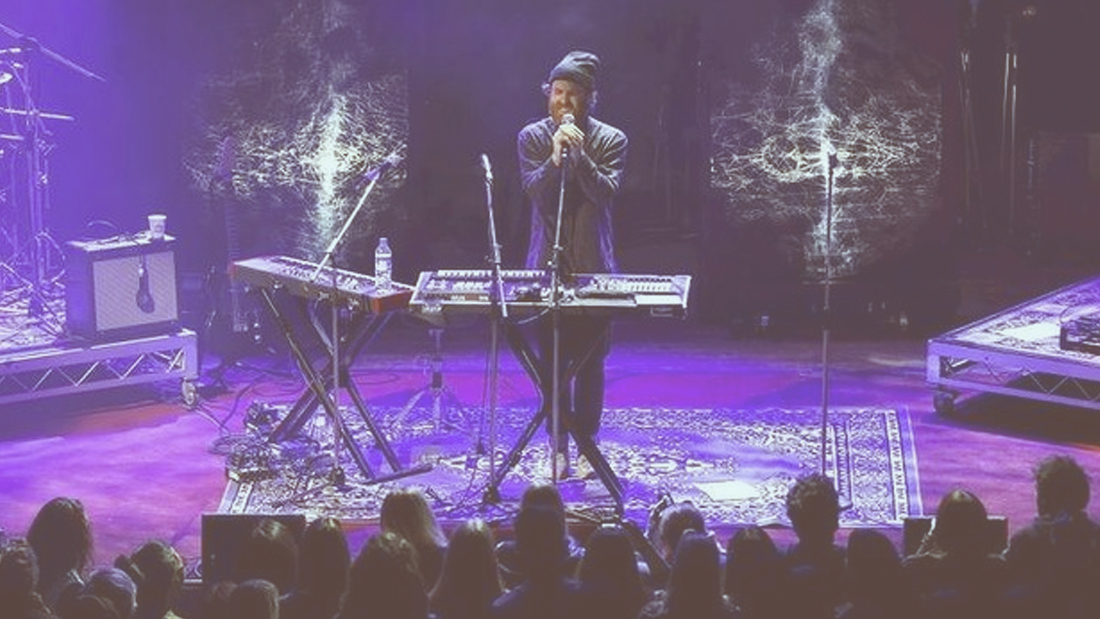Chet Faker Photo: Sydney Morning Herald