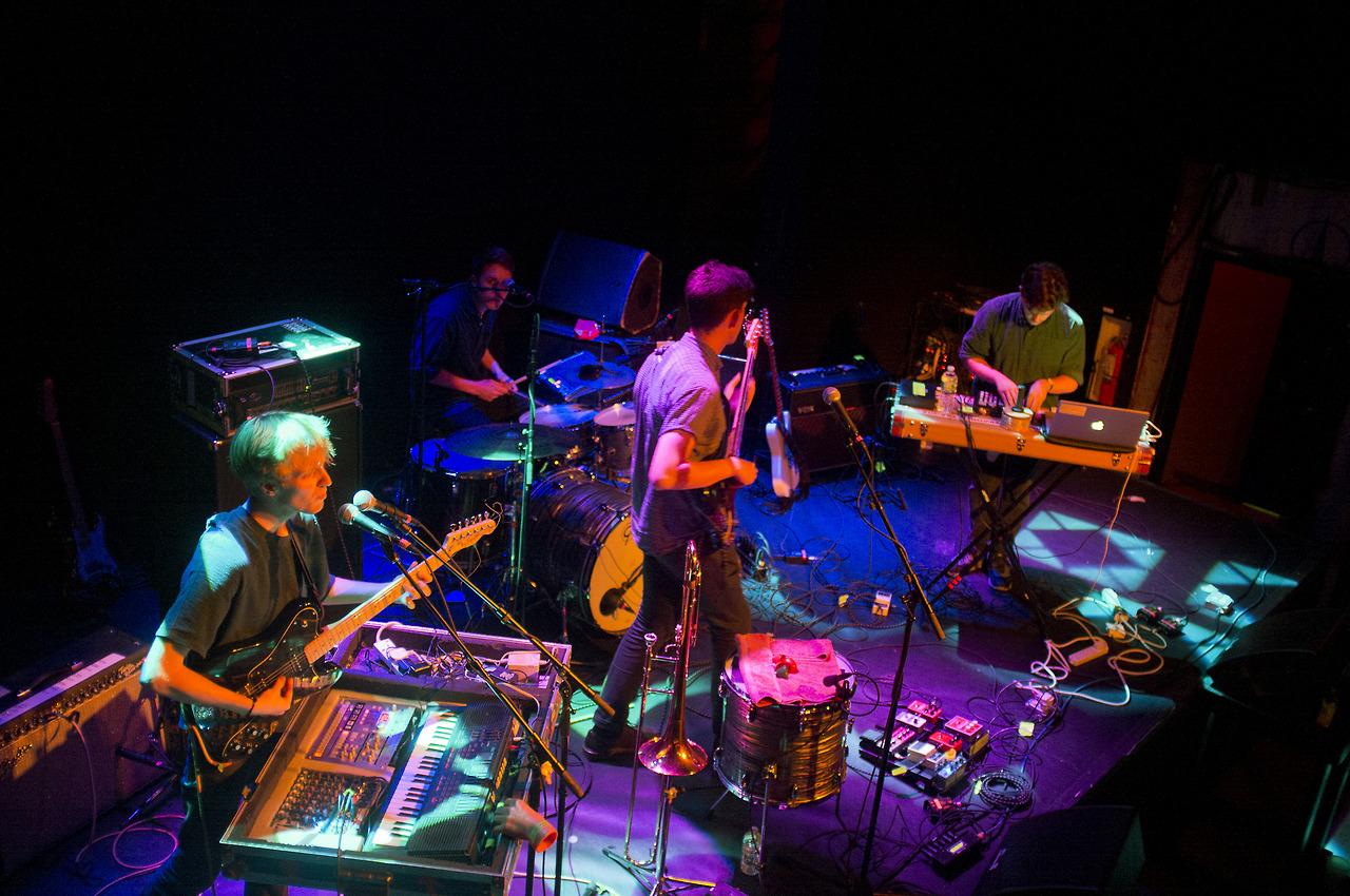 Adult Jazz   Photo credit:  Alex Christopher Williams