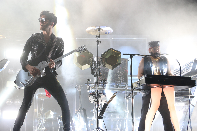 Chromeo Photo credit: Harry Levin