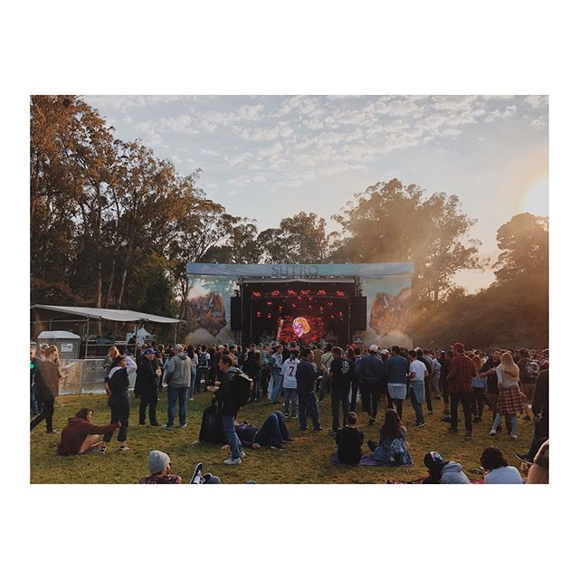 An old snap from @outsidelands 2018 🌳
