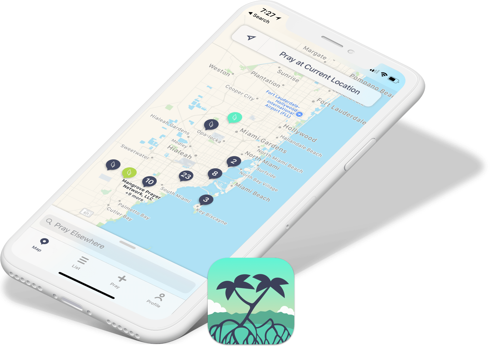 Mangrove Prayer App
