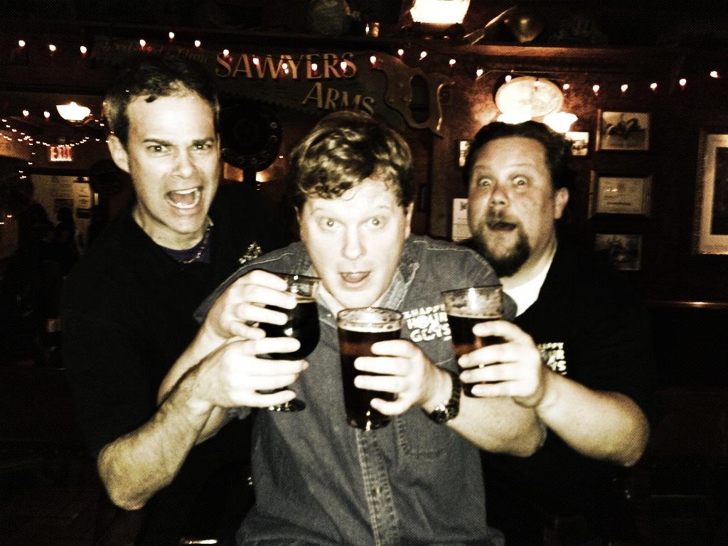 The New York Guys on Staten Island.