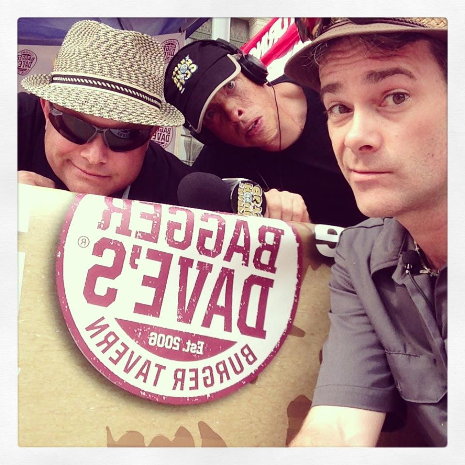 Joe (Loud Guy), AJ (Science Guy), and Jimmy.