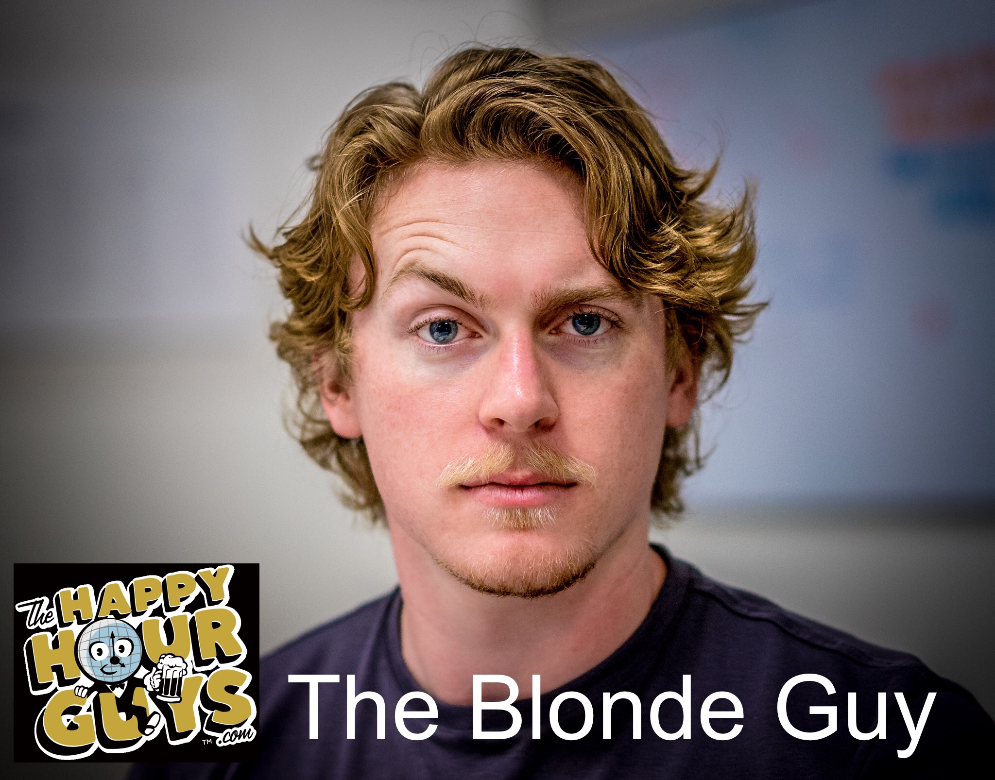Tim Heller, The Blonde Guy