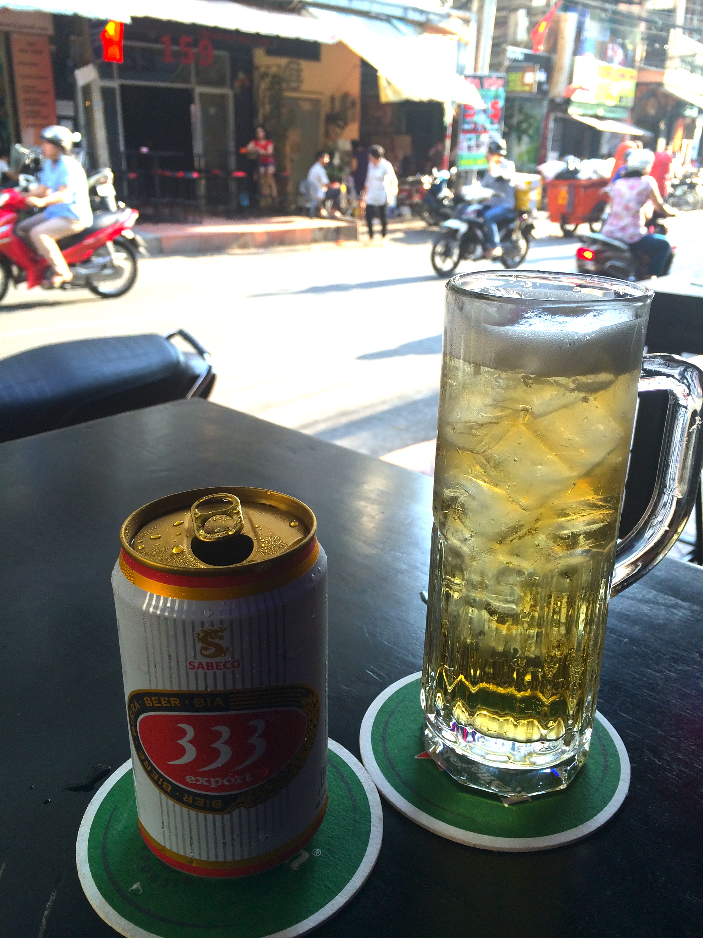 Just two years ago, this was the extent of my Vietnamese beer experience.