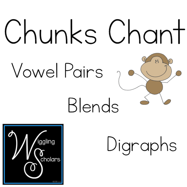 Chunks Chant by Wiggling Scholars
