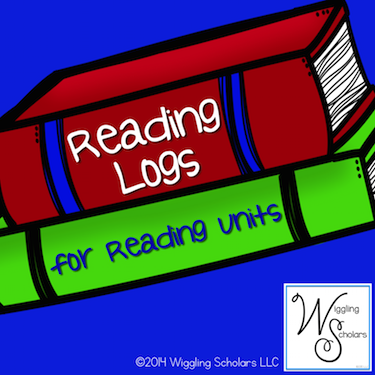 Reading Logs by Wiggling Scholars