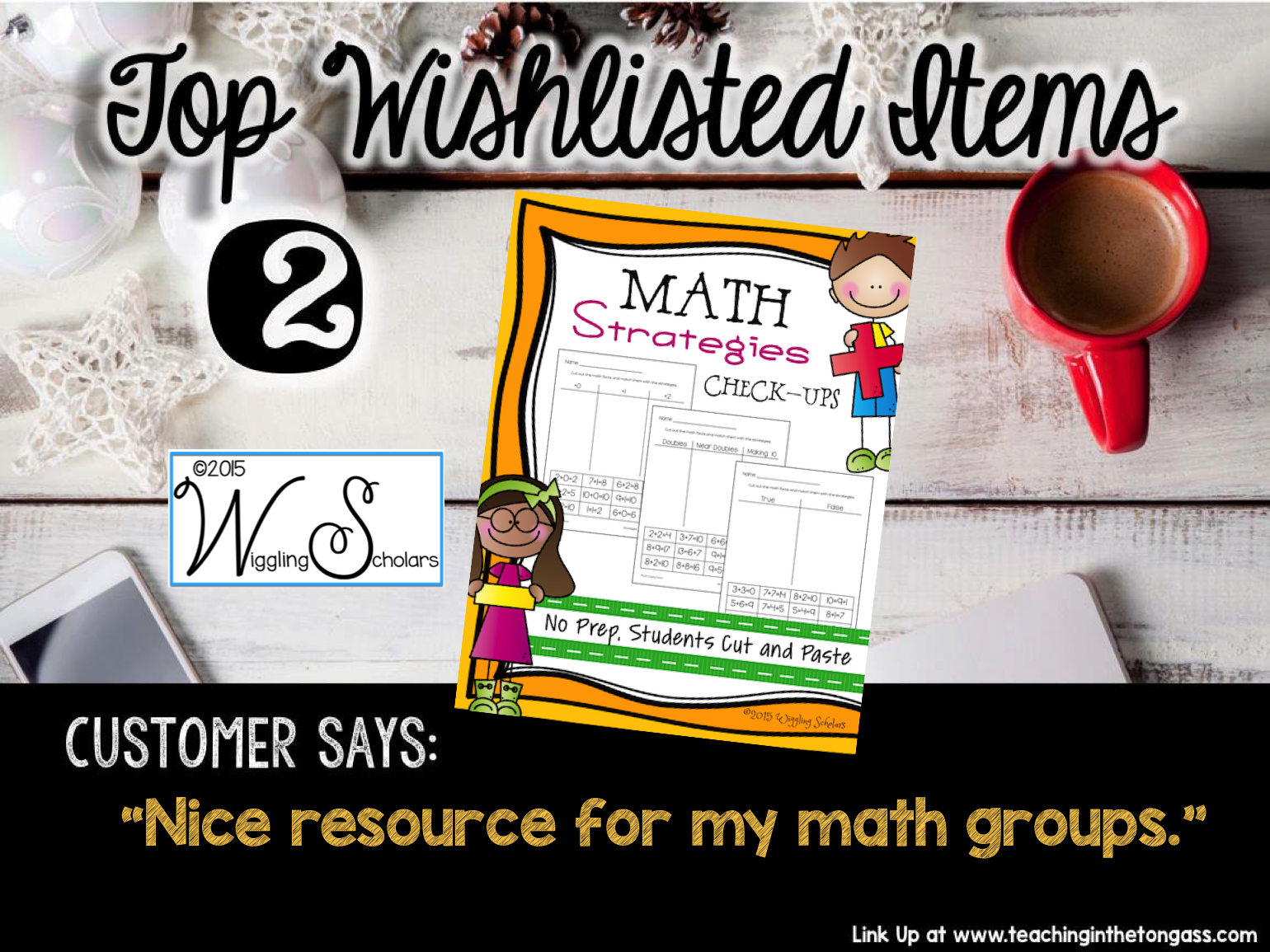 Math Strategies by Wiggling Scholars