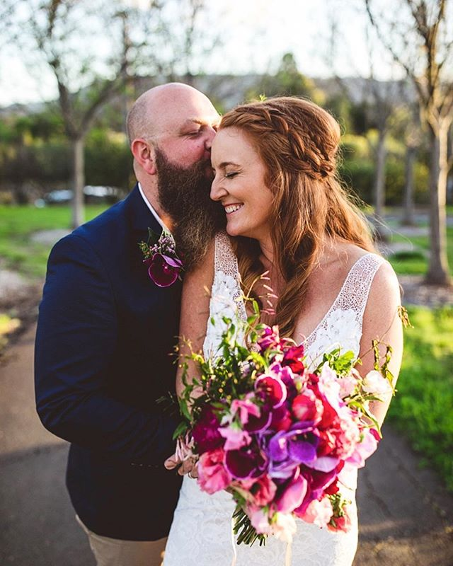 Sneak peek of this amazing couple @jessica_r_85 & Matt at @ravensthorpeweddings 💜