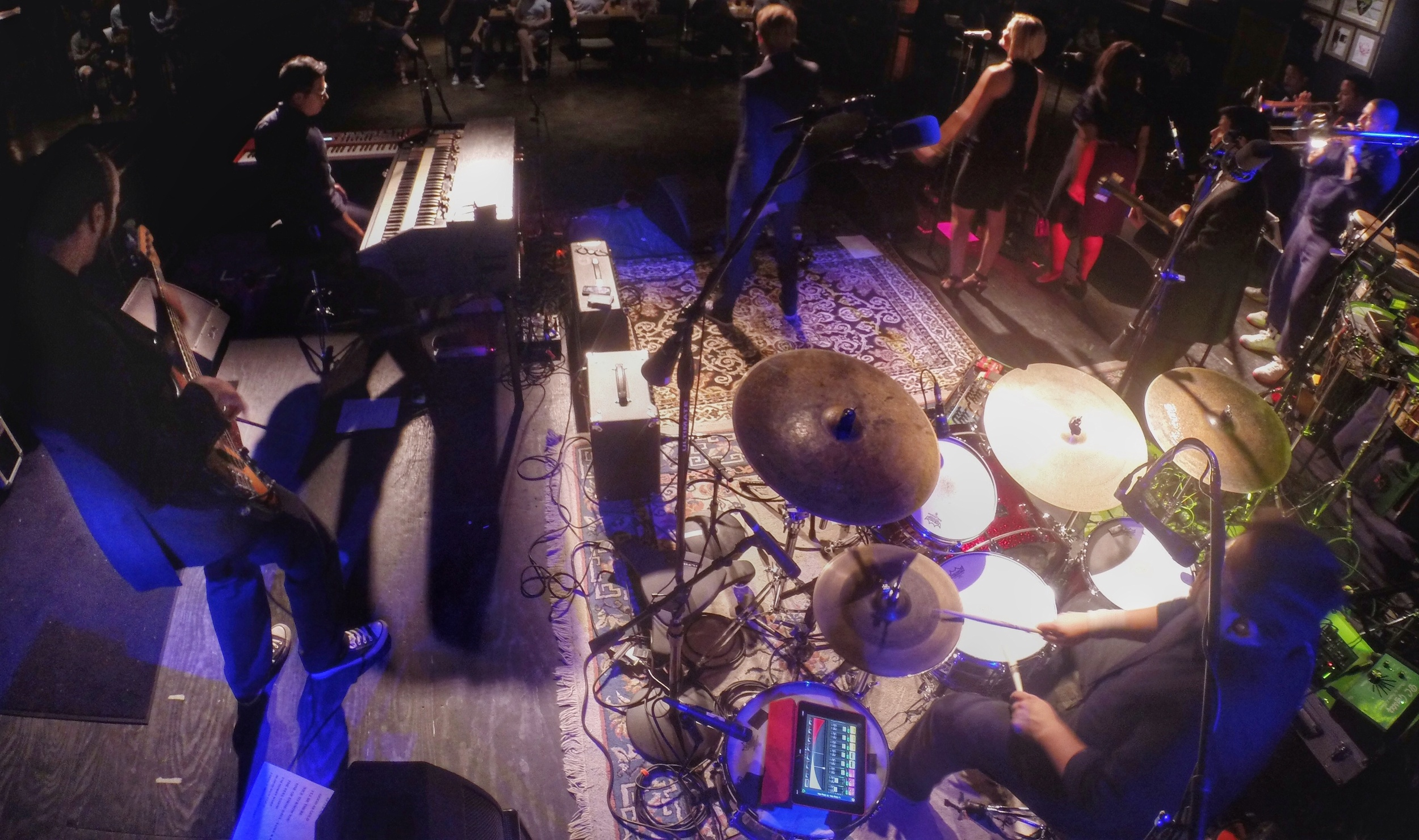 Austin, Tx with Mingo Fishtrap