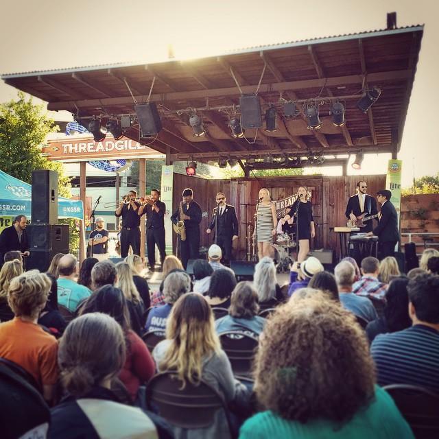 Austin, TX- KGSR's Live Morning Broadast