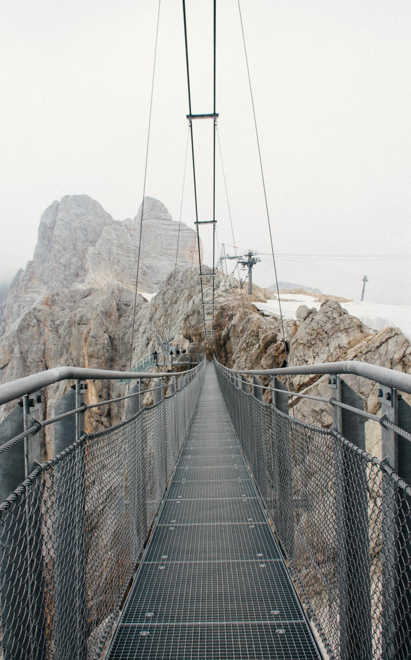 Dachstein Glacier Skywalk