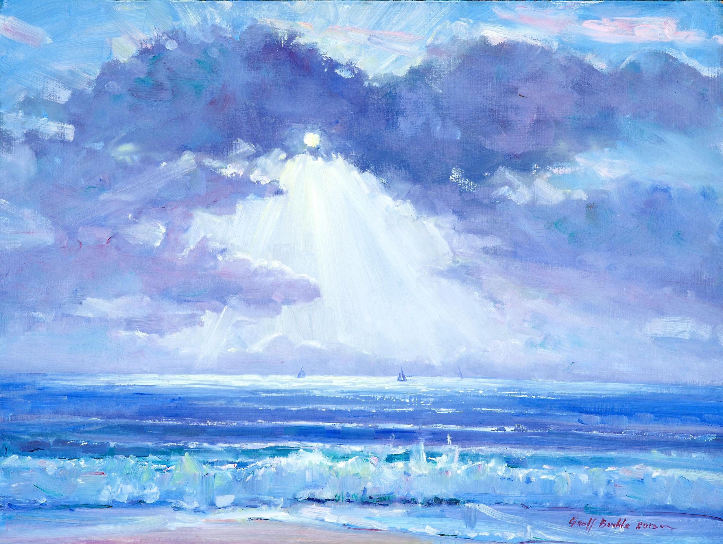 Sunrise, Narrabeen Beach