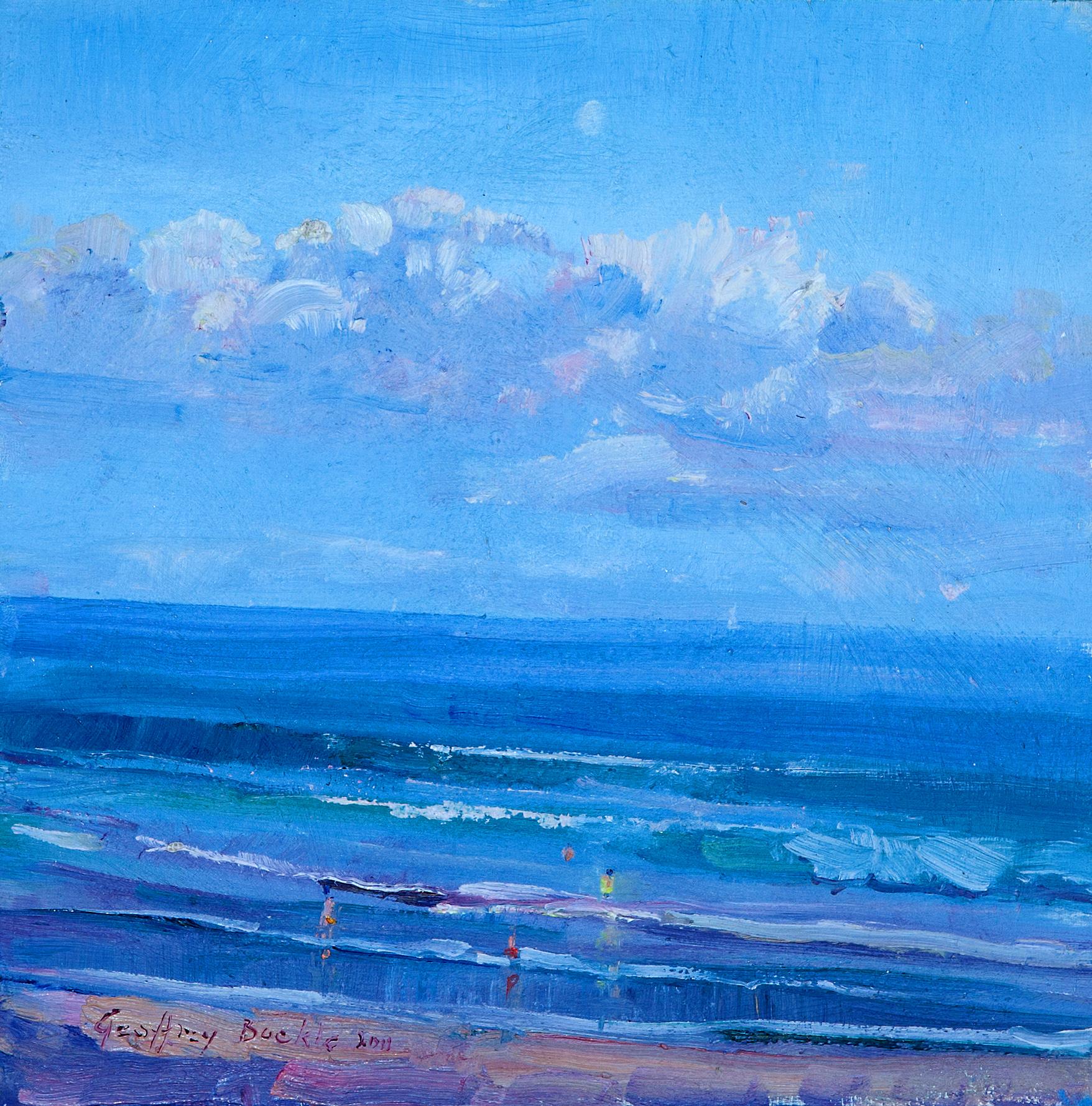 Afternoon Swim, Narrabeen Beach