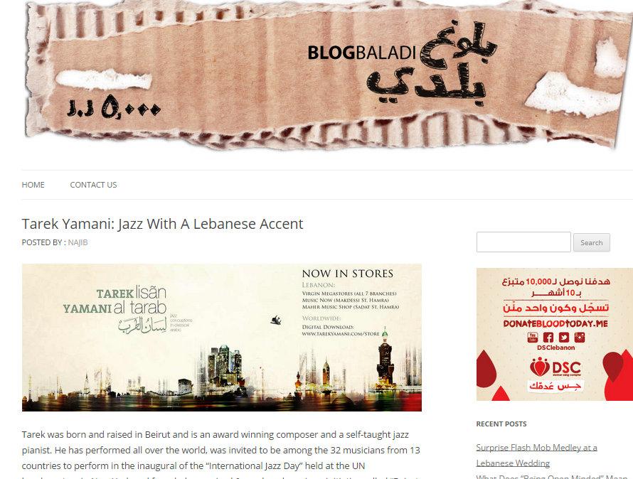 Blog Baladi  by Najib