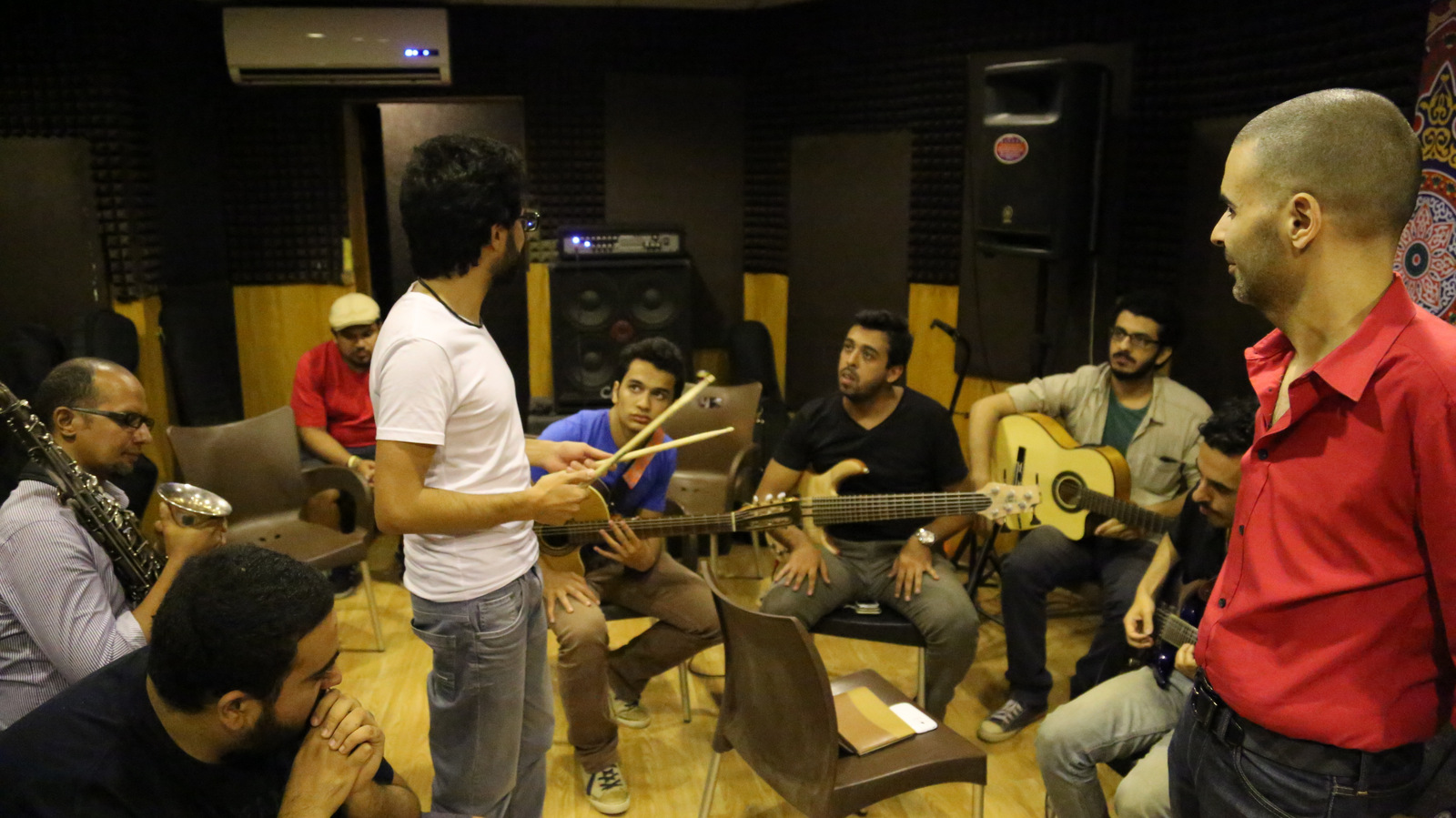Vibe Studio, Cairo
