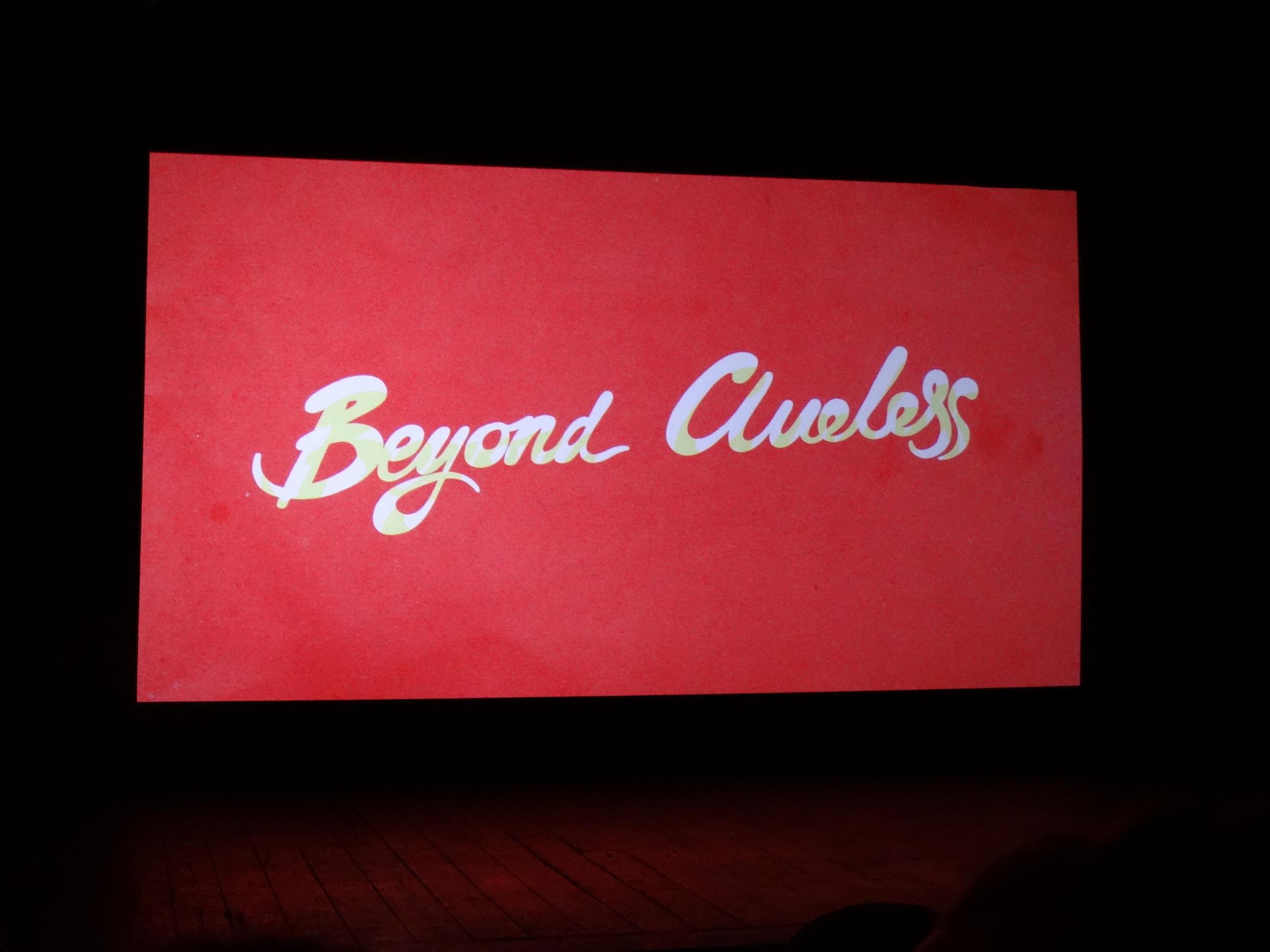 Beyond Clueless   on screen