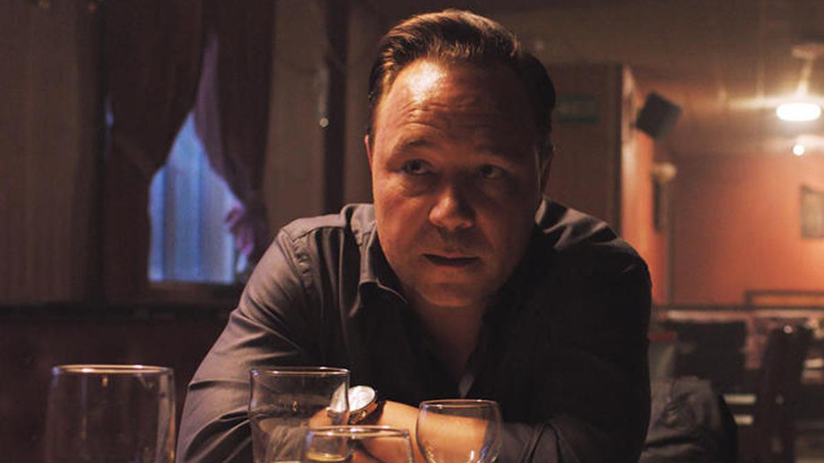 Stephen Graham as David Knight