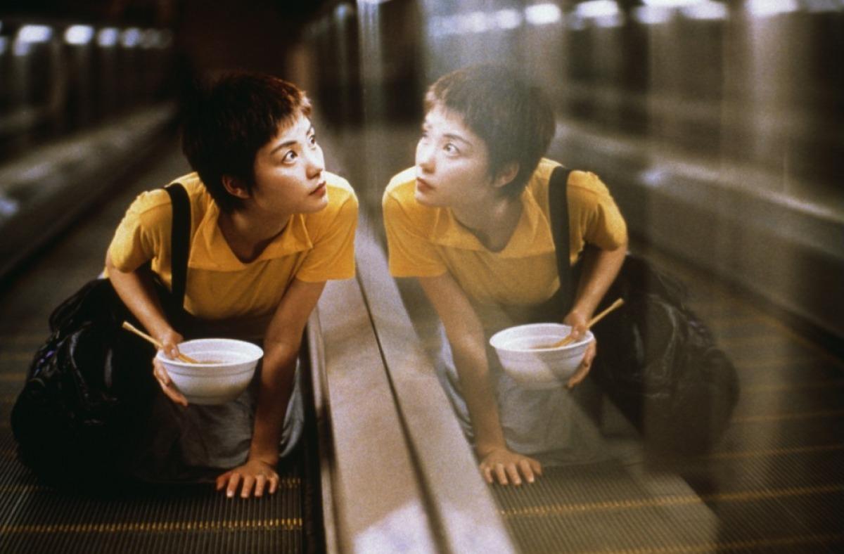 From  Wong Kar-wai's    Chungking Express   (1994)