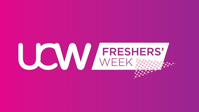 Join us for UCW Freshers' 2019 from September 8th! . This year's programme has events for different tastes and you can either get the £50 Freshers' Pass for access to everything and a free UCW hoodie or just pick the events you want! . Open to all new and returning students. . Find out more at www.ucw.ac.uk/events/freshers2019 . #freshers #freshers2019 #freshersweek #ucw #launchevent #freshersfair #parties #nightsout #eatingout #quiz #climbing #hoodi #westonsupermare #northsomerset