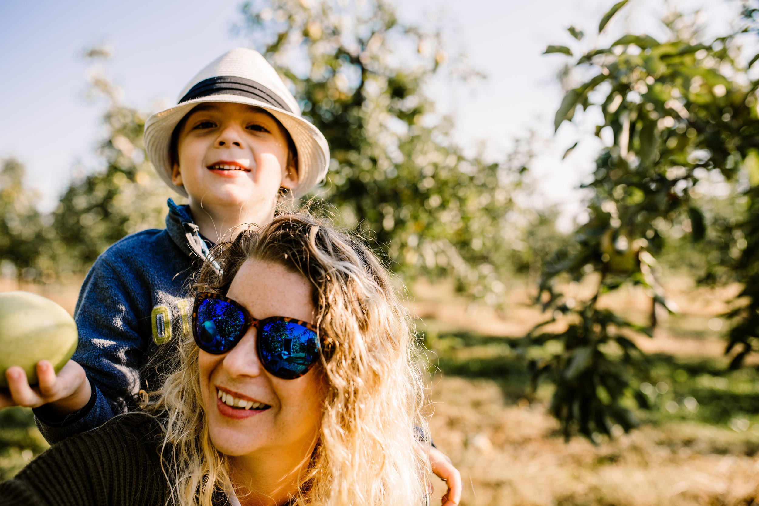 Apple Orchard - Family L Slice of Life Documentary Session
