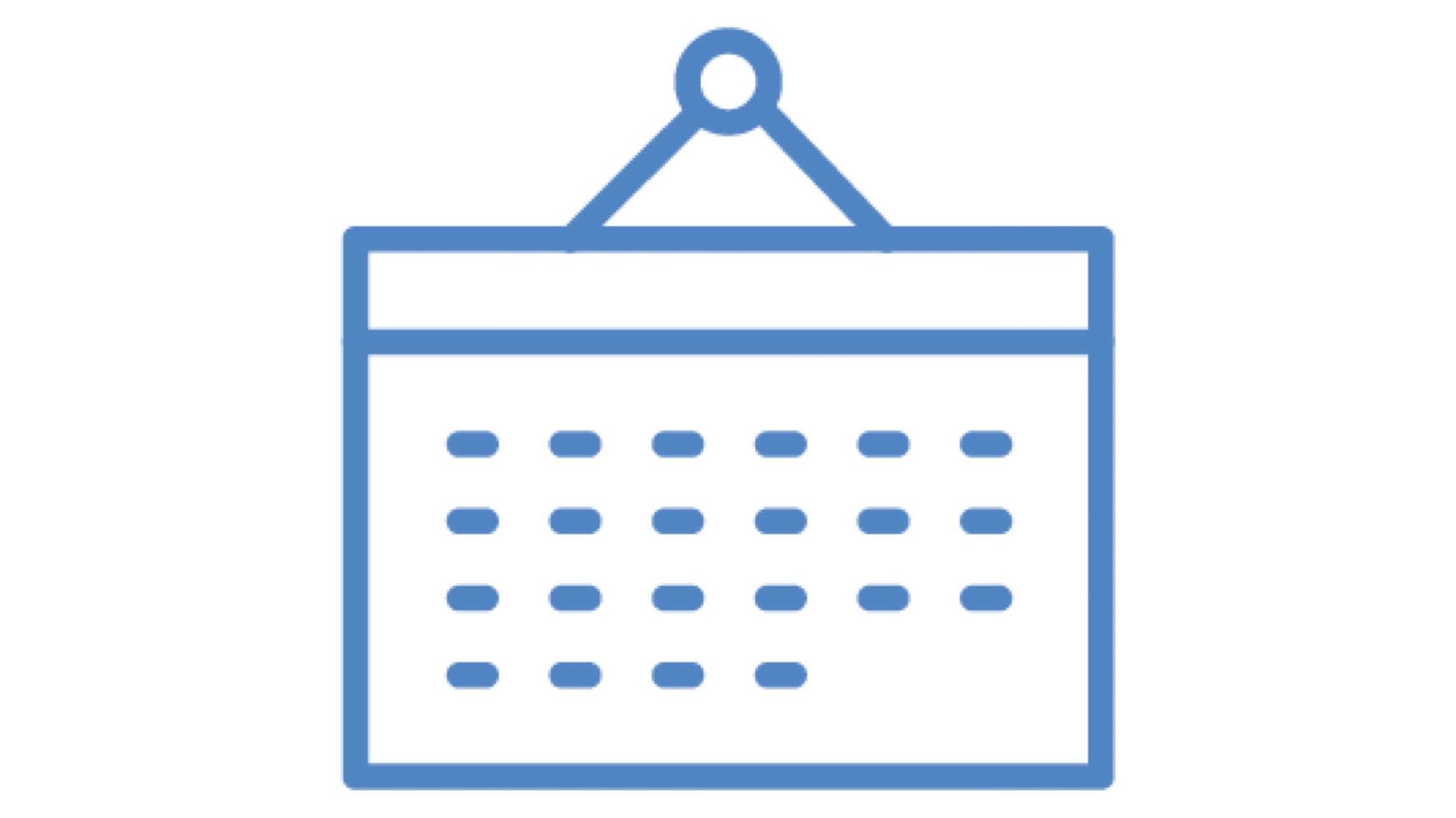 Church Calendar & Coming Events