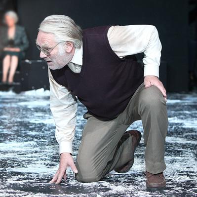 Die Winterreise | Schauspiel Frankfurt