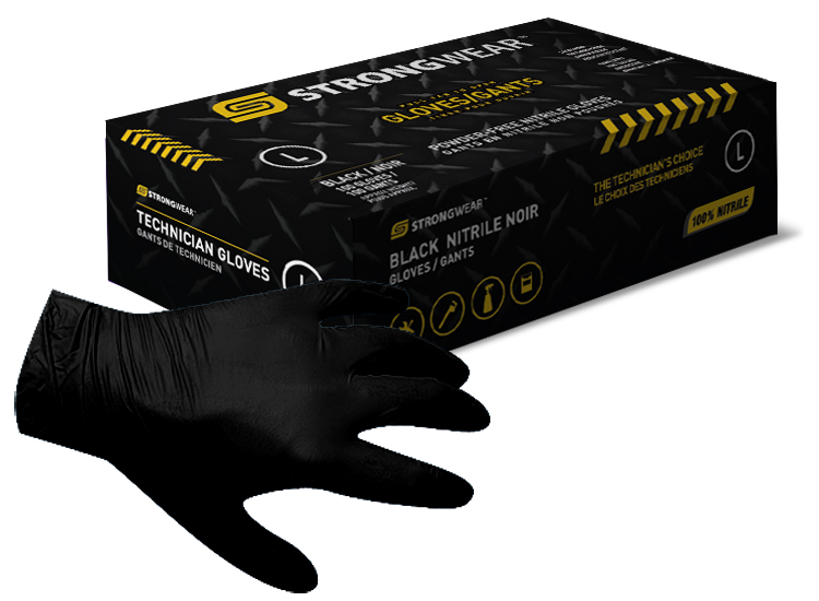 Strongwear Disposable Nitrile Glove