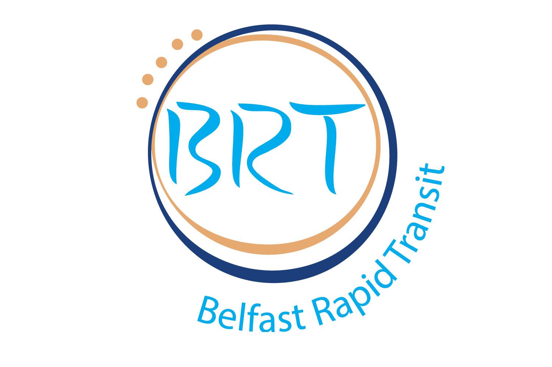Brand identity for Belfast Rapid Transit