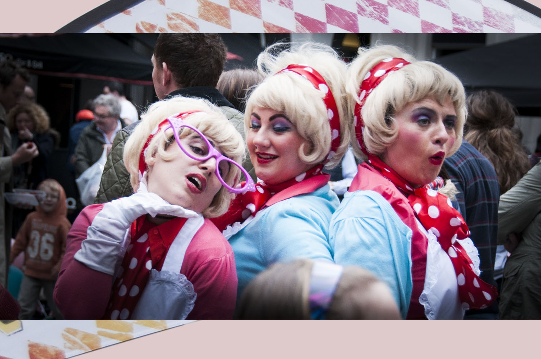 Belfast Festival of Fools 2014