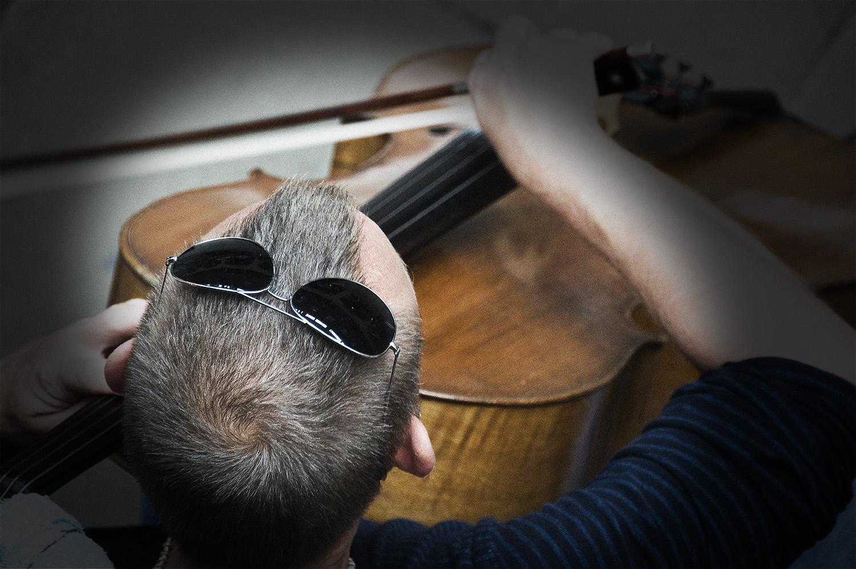Covent Garden Musician