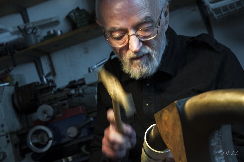 Michael McCrory, Designer Silversmith