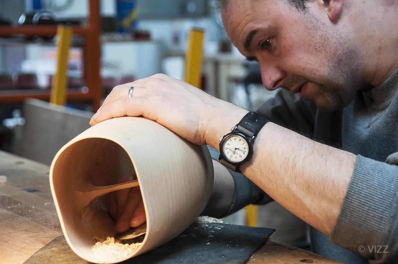 Mark Hanvey - Woodturner & furniture maker