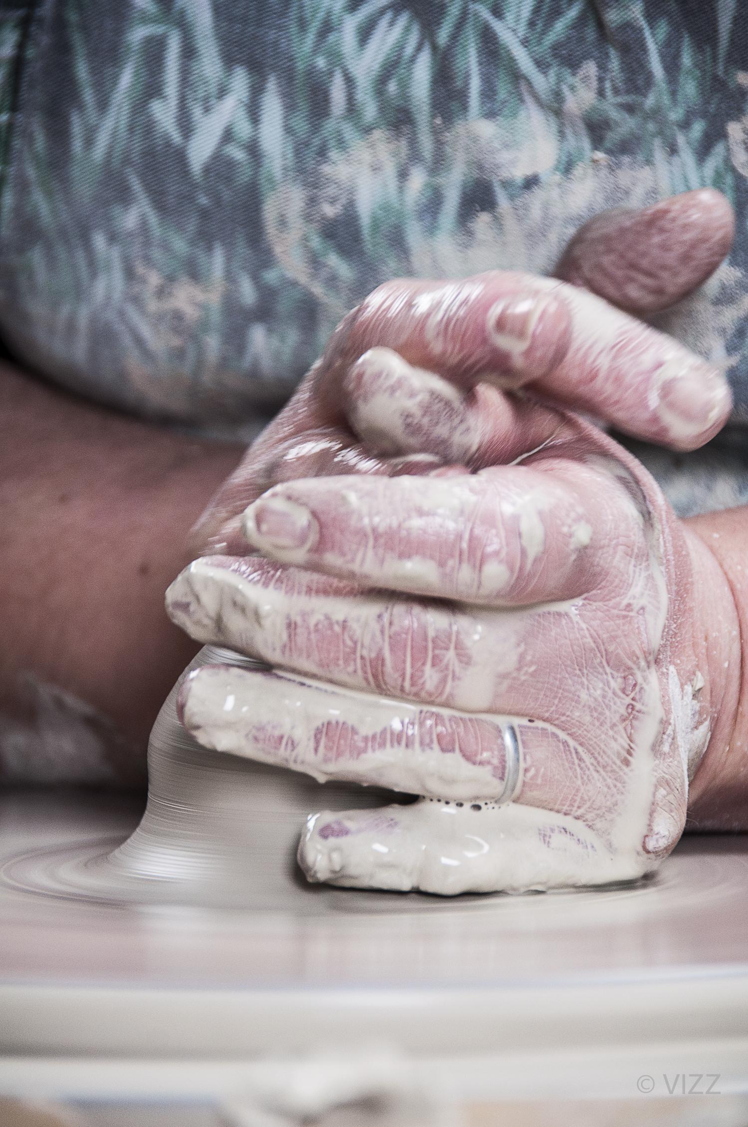 Alison Hanvey, Ceramics