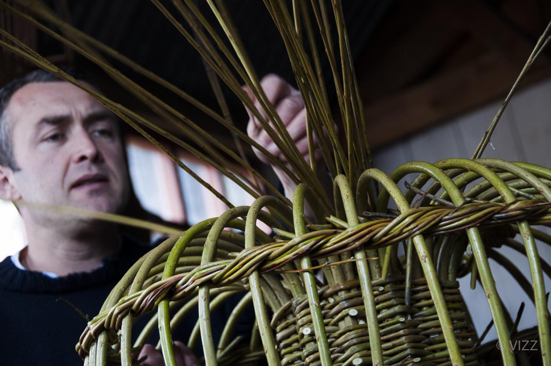 Bob Johnston - Basket maker