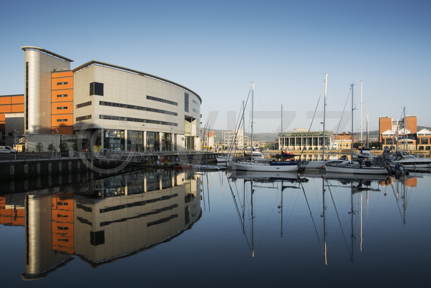 Odyssey and Belfast Harbour Marina