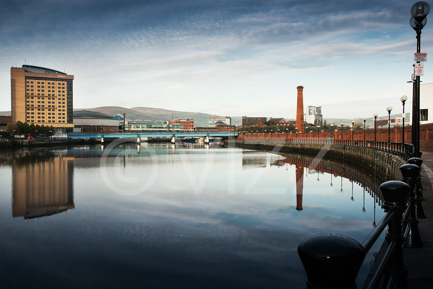 Lagan River, Belfast