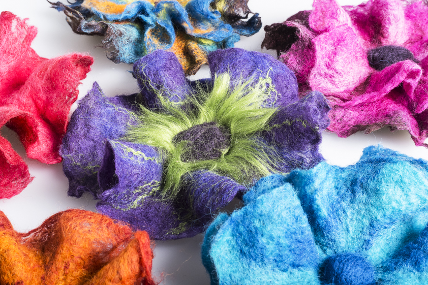 Felt Design by Annabella Noviello