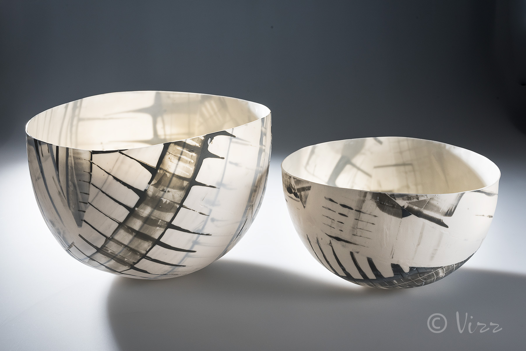 Client: Craft NI. Artist, Anne Butler Ceramics