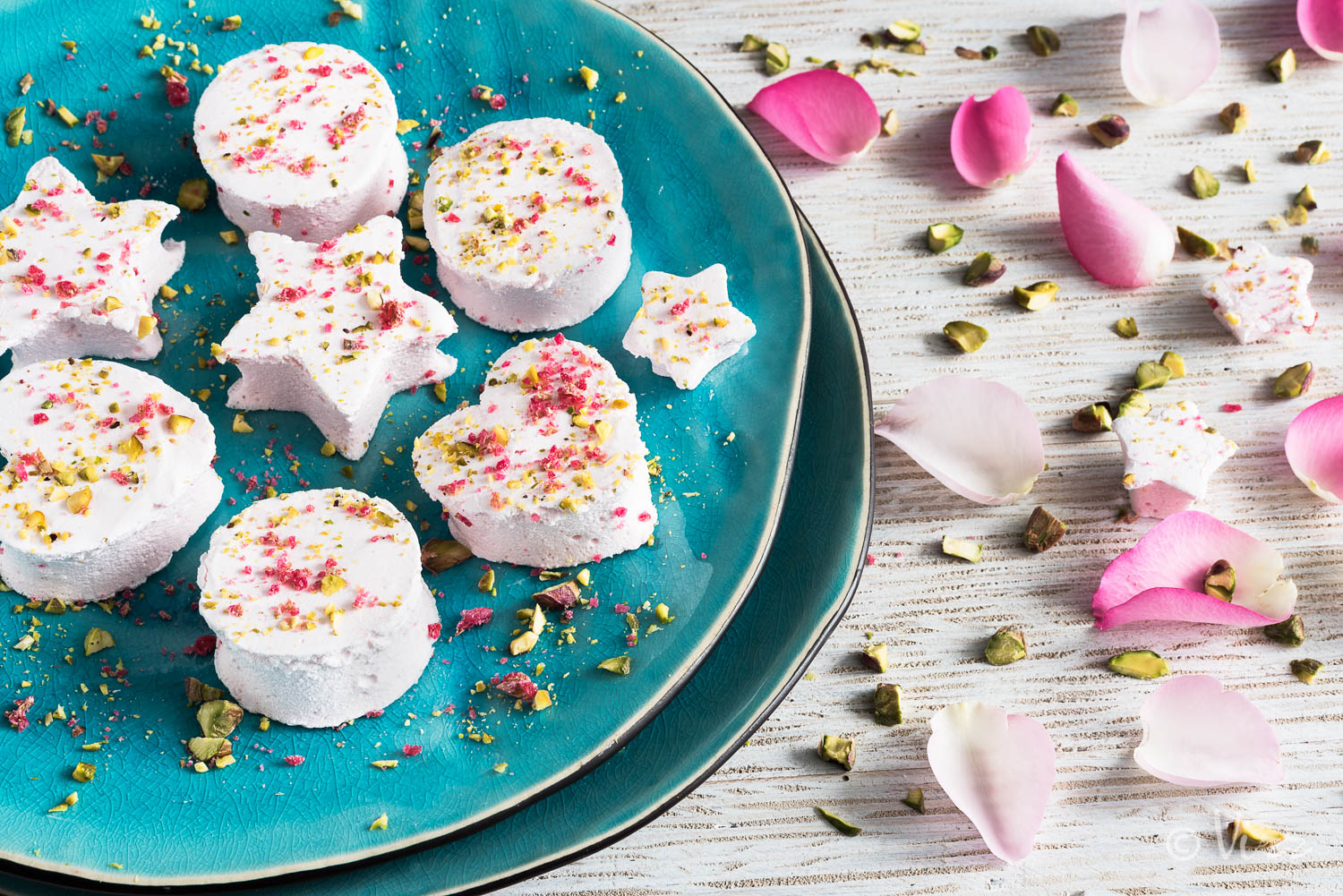 Joy's Artisan Foods Rose Water Marshmallows