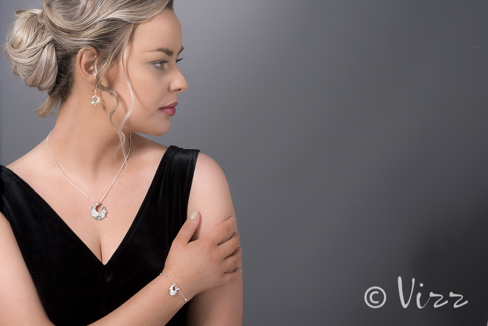 Jewellery photo shoot